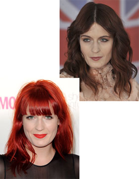 Redheads: Florence Welch